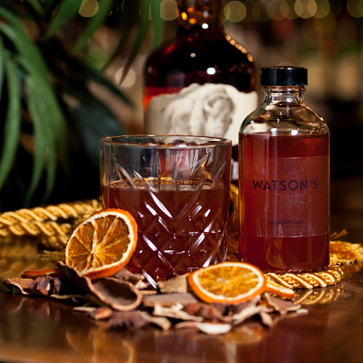 Watsons Winter Spiced Old Fashioned