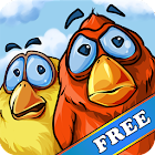 Birds On A Wire: Free Match 3 icon