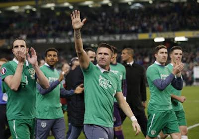 Robbie Keane annonce sa retraite internationale