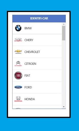 玩免費遊戲APP|下載IDENTIFI-CAR app不用錢|硬是要APP