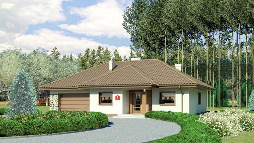 projekt Dom przy Sadowej 2