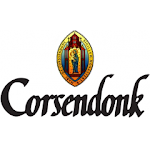 Logo of Corsendonk Abbey Brown