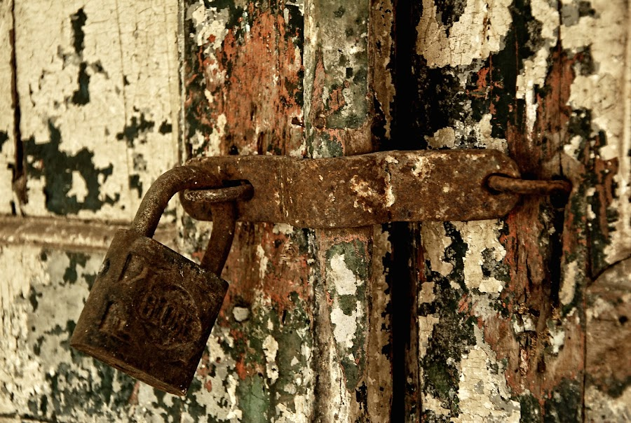 ..where is the key..?? by Dede Bagja - Artistic Objects Other Objects