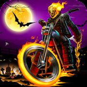 Ghost Bike Rider - Death Stunt Game