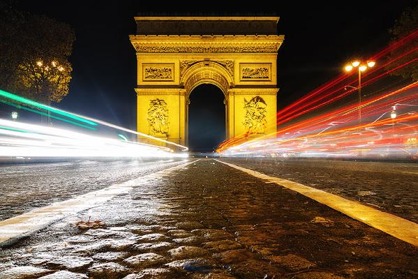 Un po' d'Italia a Parigi di nicolapezzatini