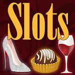Shoes Wine & Chocolate Slots Icon
