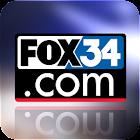 FOX34 icon