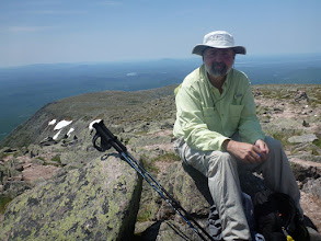 Photo: Carnivore on Katahdin