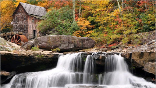 1080p Waterfalls