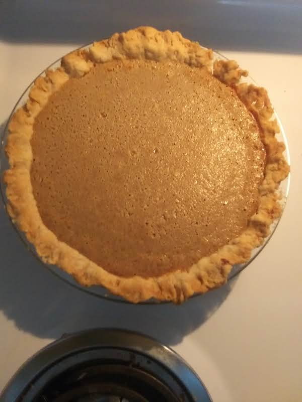 This Is A Classic Bean Pie That You Can Make Up In A Blender Or Use A Potato Masher And Mixer.