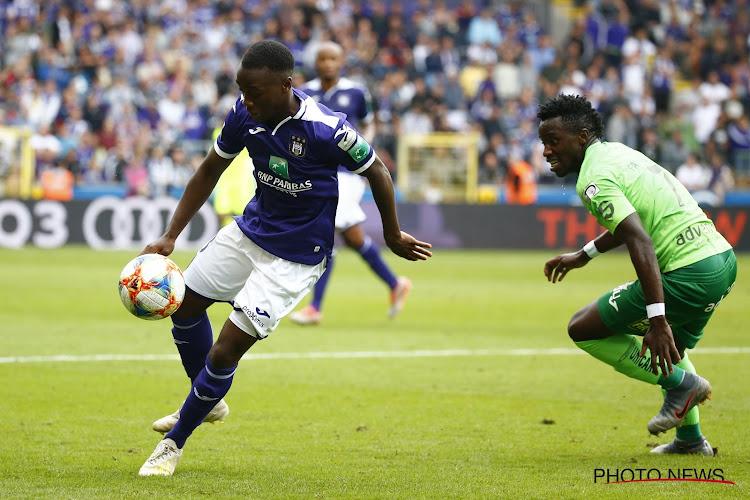 Un talent d'Anderlecht, peu utilisé, en route vers la Serie A ?