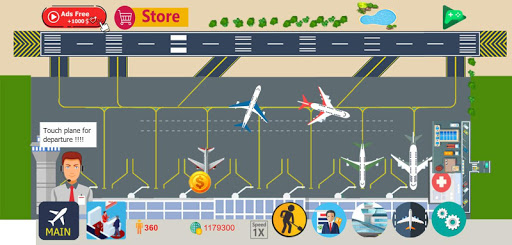Airport Tycoon Manager painmod.com screenshots 1