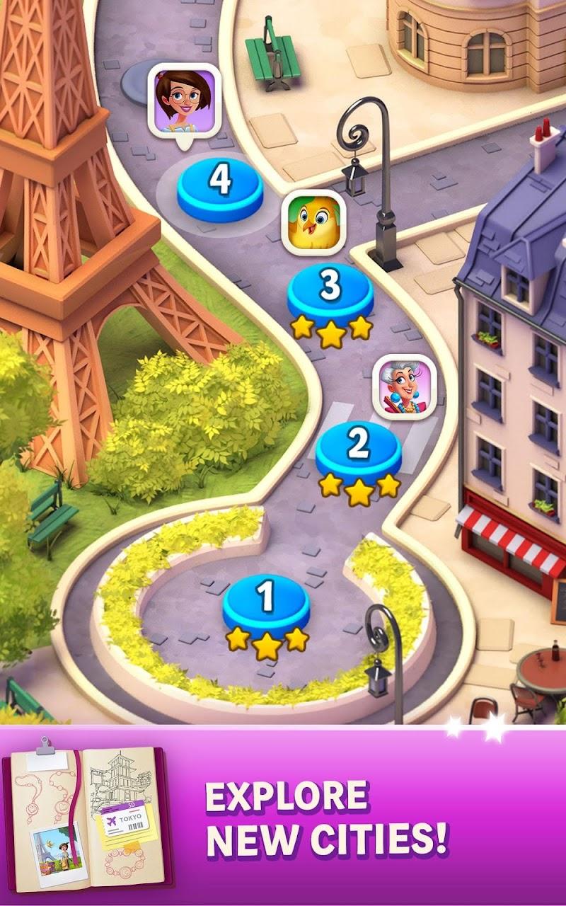 Diamond Diaries Saga Screenshot 9