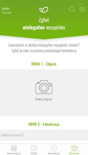 Moje Odpady - Harmonogram wywozu odpadu00f3w 1.64 screenshots 2