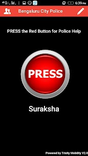 SURAKSHA-Bengaluru City Police App Download For Android and iPhone 4