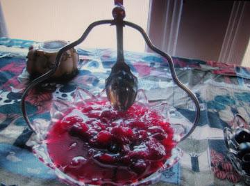 Low Carb Cranberry Sauce Recipe