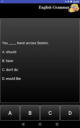 English Grammar World School- screenshot thumbnail
