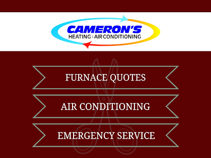 Camerons HVAC- screenshot thumbnail