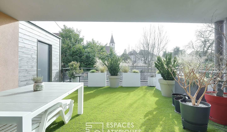 Appartement avec terrasse Habsheim