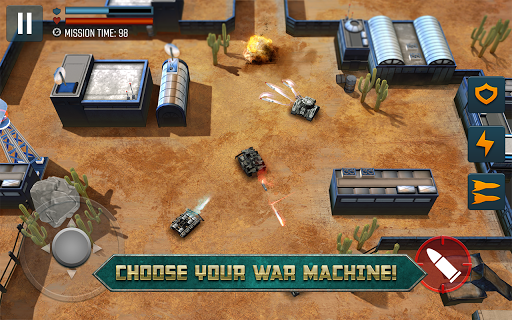 Tank Battle Heroes: World of Shooting 1.14.6 screenshots 4