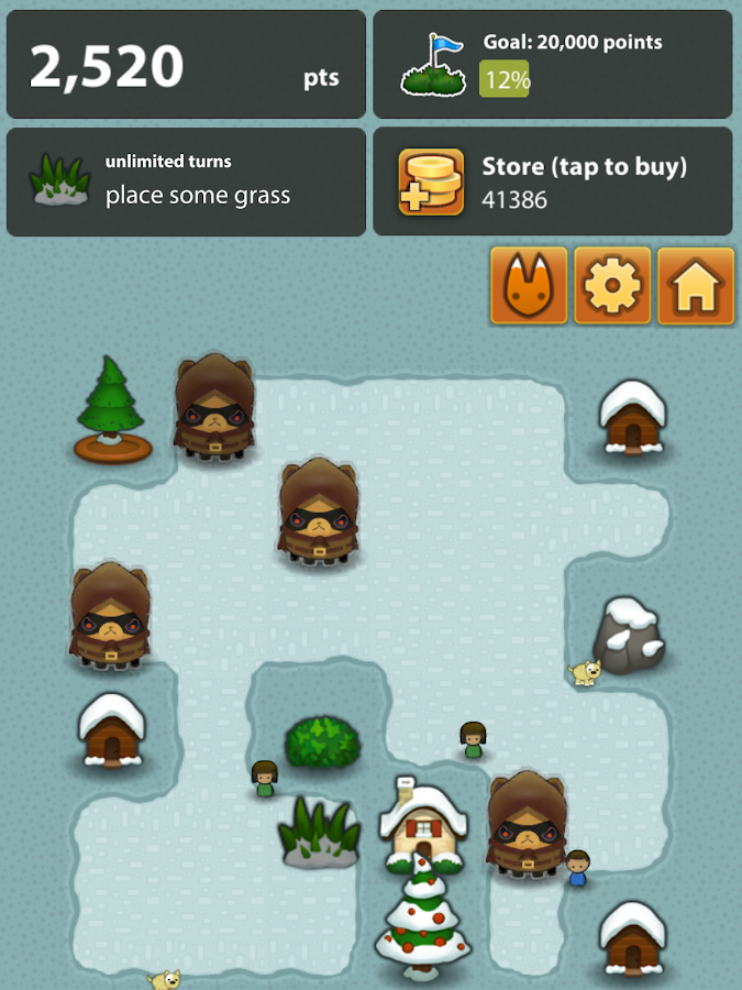 Triple Town - screenshot