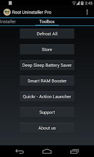 App Root Uninstaller APK for Windows Phone