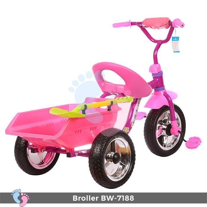 Xe đạp trẻ em 3 bánh Broller XD3-7188 6