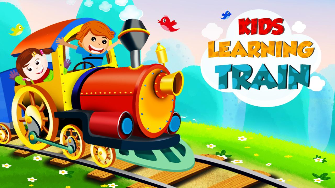 Kids Train Learning Videos Abc Screenshot