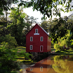 ~Starr's Mill~ by Kim Welborn - Buildings & Architecture Other Exteriors ( nikon d700 )