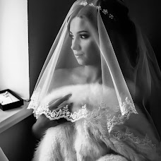 Wedding photographer Olesya Chernacka (Chernatska). Photo of 20.12.2015