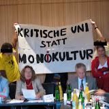 Demokratie statt Monikultur
