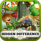 Hidden Difference Storyteller