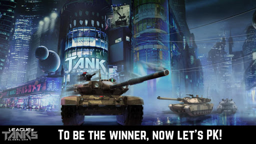 League of Tanks - Global War - screenshot