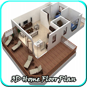 3D Home Floor Plan Designs