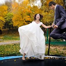 Wedding photographer Khristina Nedilska (Kris888). Photo of 18.10.2013