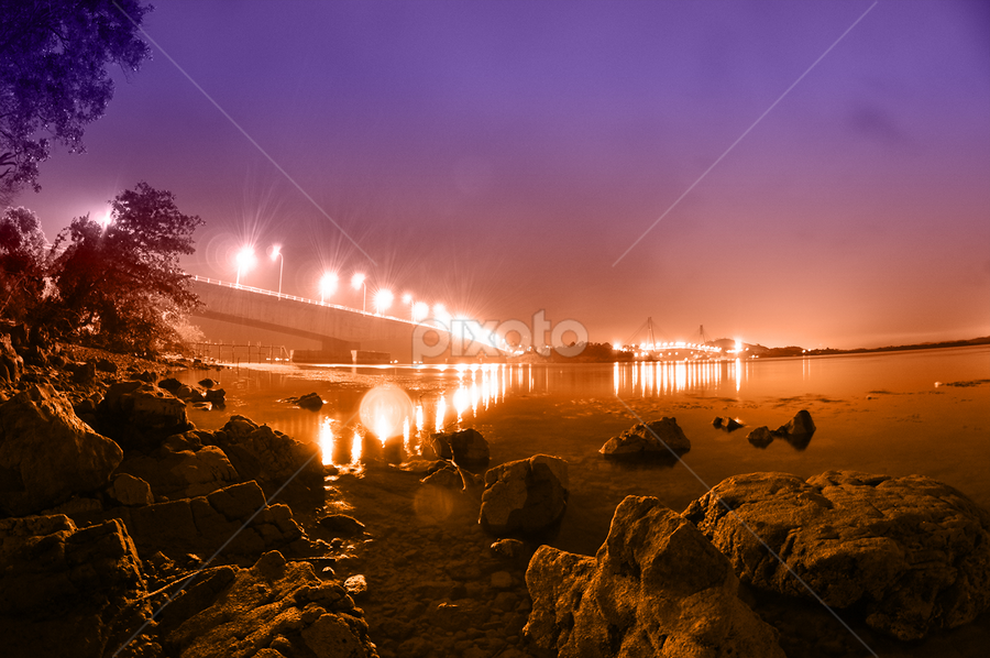 Barelang Bridge  by Muhammad Fadhil - Landscapes Waterscapes