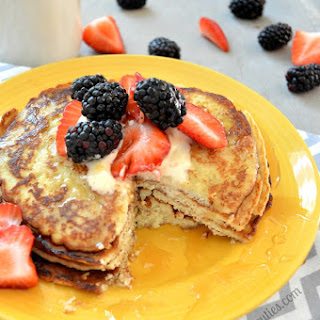 Easy Coconut Pancake