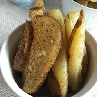 Healthy Garlic French Frys