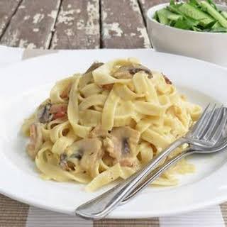Pasta Carbonara No Cheese Recipes.