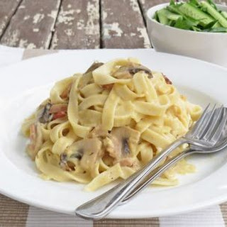 Pasta Carbonara Without Cheese Recipes.