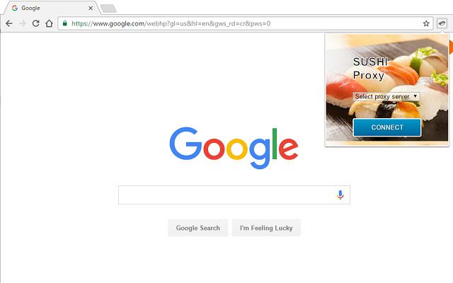 SUSHI Proxy - Unlimited Japan IP Free 3 Days