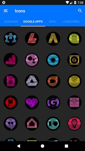 Oreo Icon Pack u2728Freeu2728 Screenshots 6