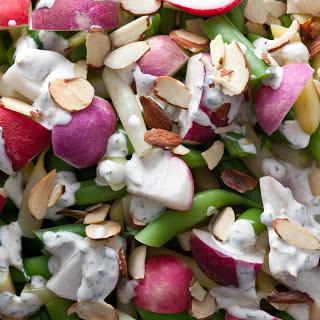 Tarragon–Crème Fraîche Salad Dressing.