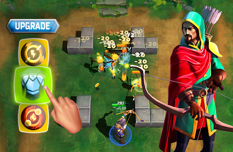 Hunter Master of Arrows Mod Apk 1.0.273 (Unlimited Gems) 2