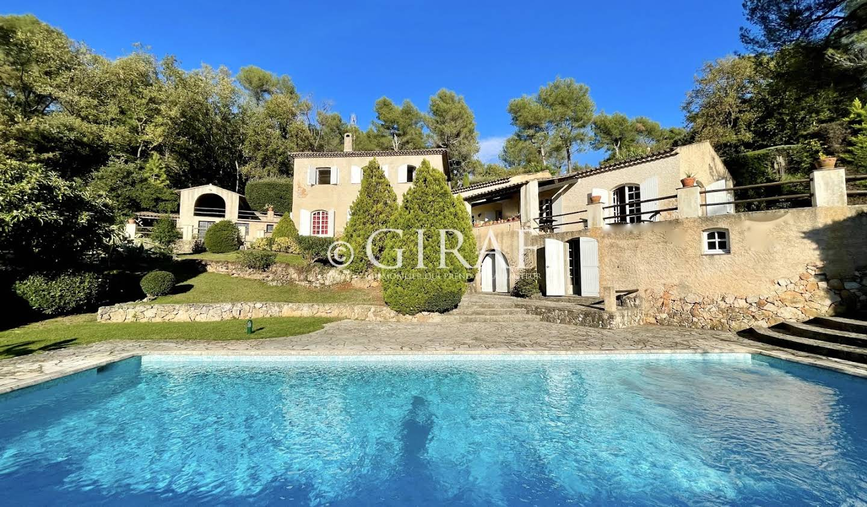 Villa avec piscine et terrasse Saint paul de Vence