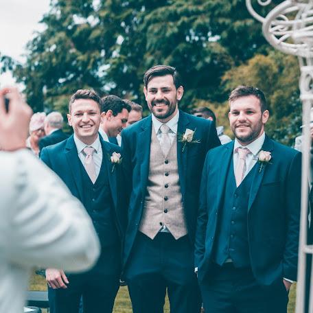 Fotógrafo de bodas Paul Keeling (eventphoto). Foto del 22.06.2017