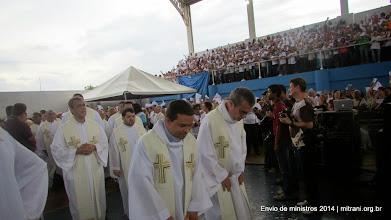 Photo: Celebração Diocesana de Cristo Rei do Universo / Envio dos Ministros Leigos