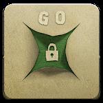 Paper Cut GO Locker Theme Icon