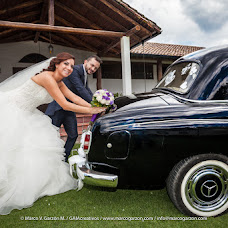Wedding photographer Marco Garzon (MarcoGarzon). Photo of 27.09.2016