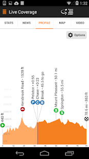 2018 Santos Tour Down Under Tour Tracker - náhled